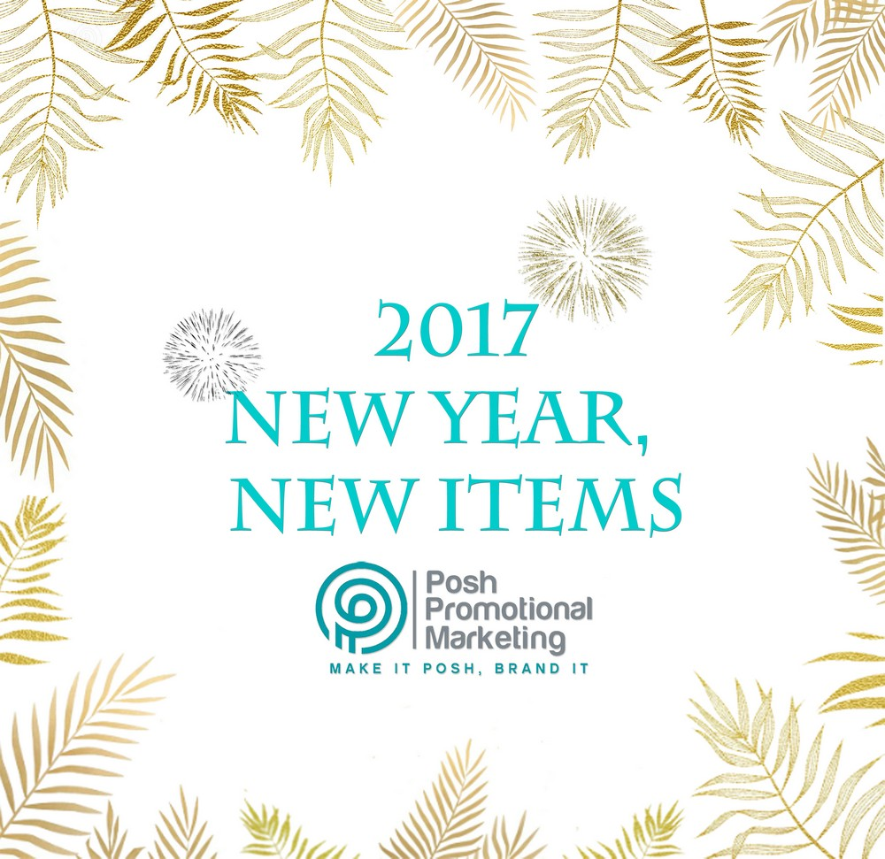 New Year Items 2017